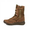 MILFORCE brown good prices military desert boots for men 7273