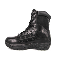 Kenya high gloss vintage military tactical boots for running 4267