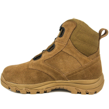 Wholesale factory slip-resistant army desert boots 7108