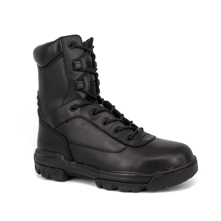 6244-7 milforce military combat leather boots