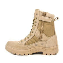 Sand color jungle wholesale military desert boots 7233