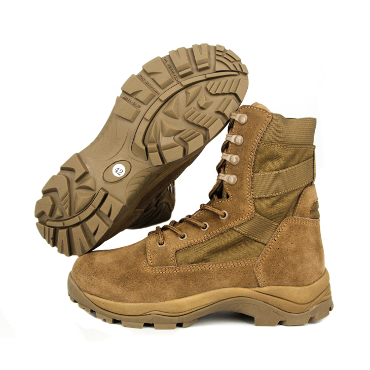 7284-6 milforce desert boots
