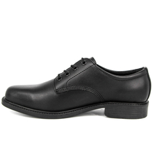 Youth durable oxford military office shoes 1273