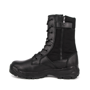 Hot sale outdoor police military boots tactical boots 4242