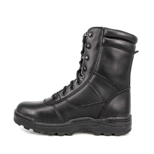 Quick drying patrol Germany military full leather boots 6271