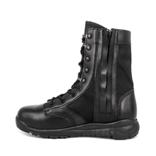 Kenya police zipper hiking jungle boots 5241